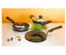 HA Cookware 3 PC. Combo Set