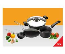 HA Cookware 4 PC. Combo Set