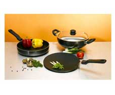 Non Stick Cookware 3 PC. Combo Set