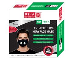 Anti-Pollution HEPA Face Mask (Fresco)