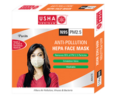 Anti-Pollution HEPA Face Mask (Purito)