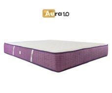 Aura 1.0 Bio Foam Mattress-Natural Mattress