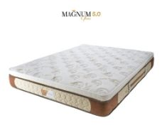 Magnum Opus 5.0 5 Zone Pocket Spring and Memory Foam Mattress